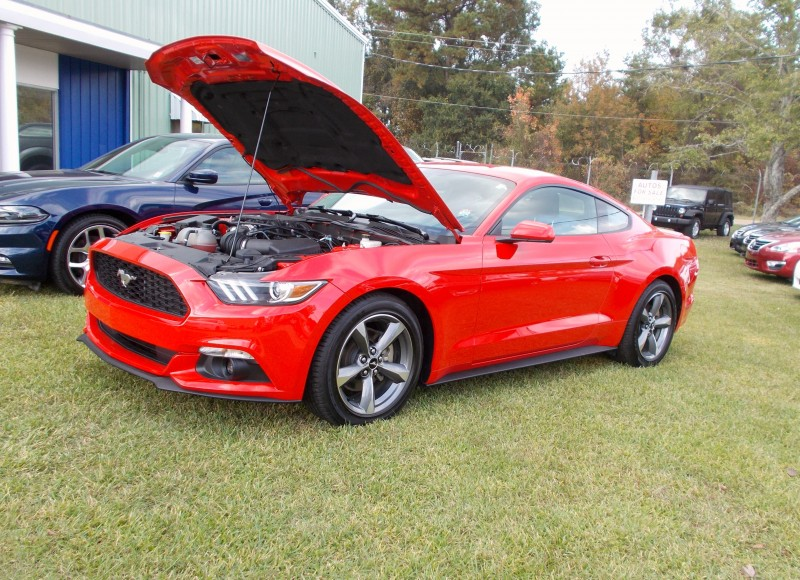 2015 Ford Mustang-6