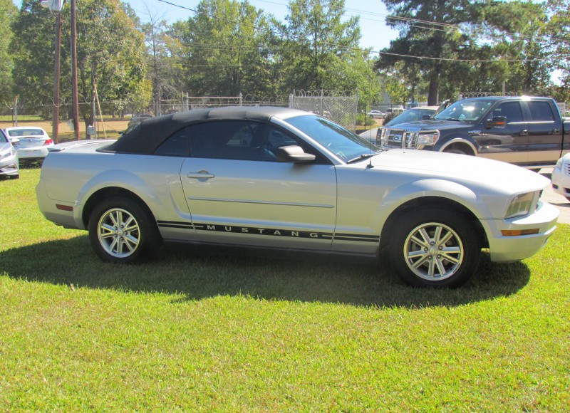 2007 ford mustang southern import specialist. Black Bedroom Furniture Sets. Home Design Ideas