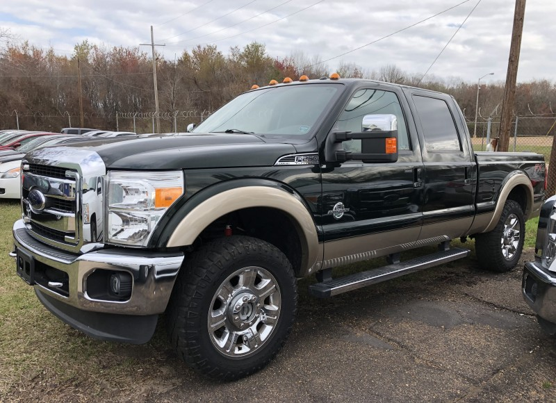 2012 Ford F-250-2