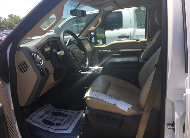 2012 Ford F-250-8