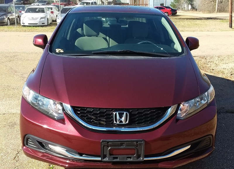 2013 Honda Civic-2