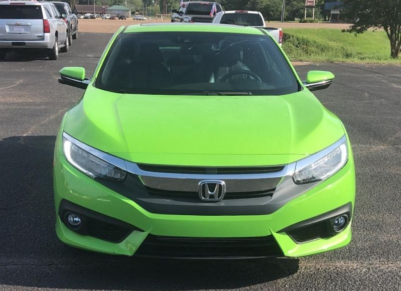 2016 Honda Civic-2