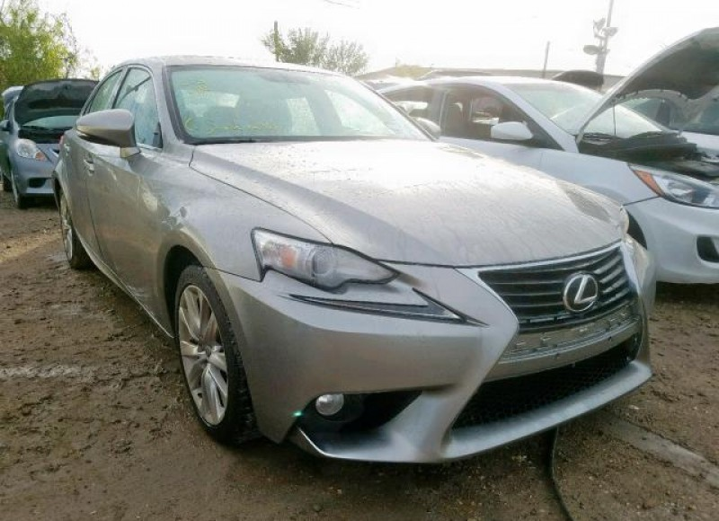 2014 Lexus IS-1